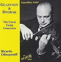 Violin Concerto in a Min, Op 82 by RICARDO ODNOPOSOFF (1995-12-01)