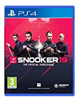 Snooker 19 - The Official Video Game - PlayStation 4 (PS4) by Maximum Games - Imported Game.