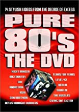 pure 80's the dvd