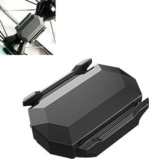 Jadpes Sensor de cadencia inalámbrico, computadora de Bicicleta Impermeable Bluetooth Velocidades inalámbricas Kit de Sensor de cadencia Accesorio de Ciclismo para Bicicleta Bicicleta estacionaria