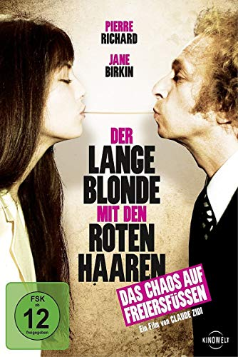 Der lange Blonde mit den roten Haaren (F, 1974) Streams, TV