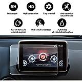 YEE PIN CX-5 MZD Connect Navigation Schutzfolie GPS Displayschutzfolie Navi Folie Gehärtetes Glas Schutz Auto Zubehör