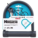 ノグチ(NOGUCHI) ワイドUロック [135mm] ブラック ディンプルキー