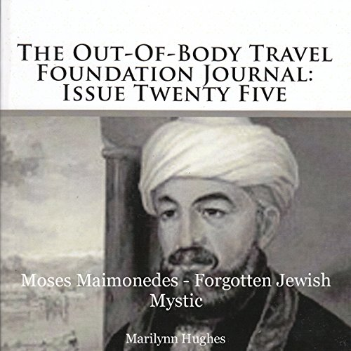 The Out-Of-Body Travel Foundation Journal cover art