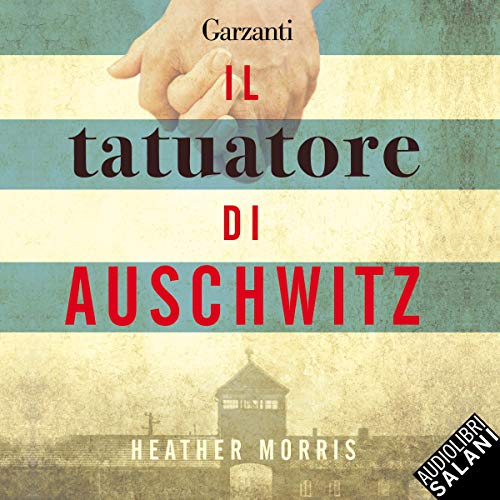 Il tatuatore di Auschwitz cover art