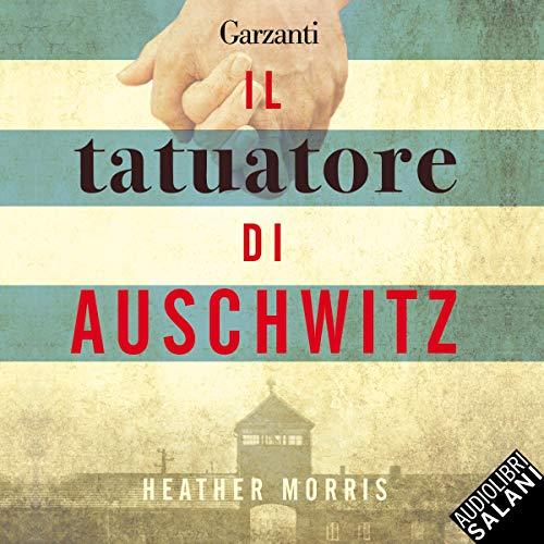 Couverture de Il tatuatore di Auschwitz