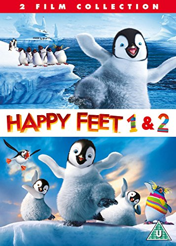 Happy Feet / Happy Feet Two [DVD] [2012]
