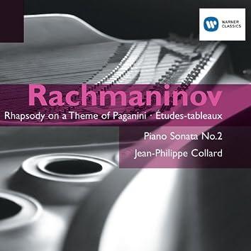 Rachmaninov: Music For Solo Piano Etc