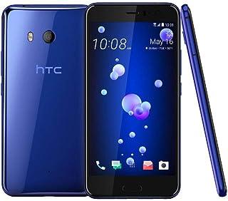 هاتف اتش تي سي يو 11 ثنائي شرائح الاتصال - ذاكرة 128 جيجا بايت، ذاكرة رام 6 جيجا بايت، تقنية الاتصال من الجيل الرابع ال تي...