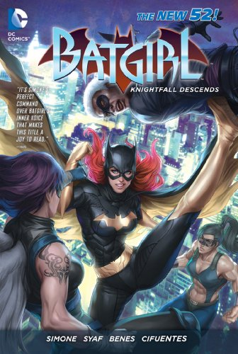 Batgirl (2011-2016) Vol. 2: Knightfall Descends (Batgirl(DC Comics-The New 52)) (English Edition)