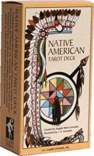 Native American Tarot Deck (Religion and Spirituality)