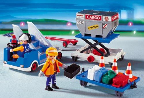 PLAYMOBIL® 4315 - Cargo- und Treppenfahrzeug
