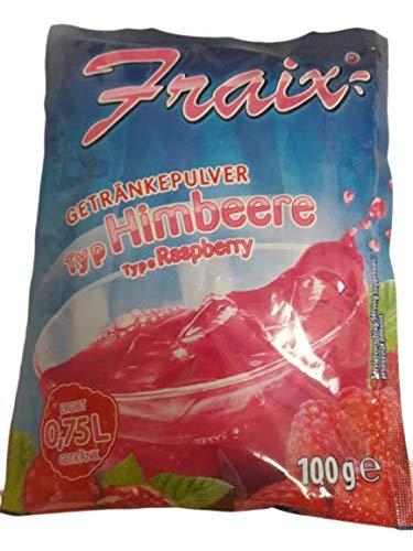 Fraix Instantpulver Himbeere, 5er Pack (5 x 100g)
