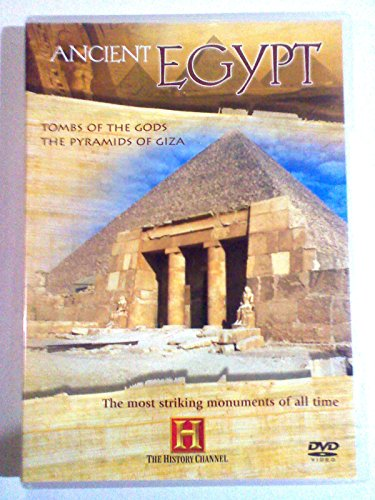 Tombs of the gods - Pyramids of egypt - Ancient Egypt - DVD