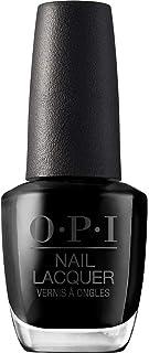 OPI Nail Lacquer, NLT02, Black Onyx, 15 ml