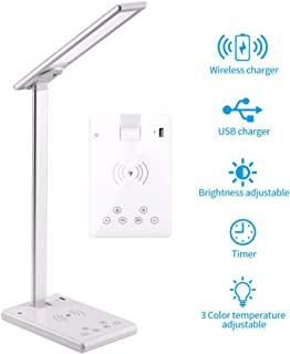 Best dimmable led desk lamp with colour changing base Reviews