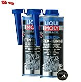 WOL Fuel injection Cleaner Original Petrol Cleaner Injector - Liqui Moly 5153 Pro-Line Injector Cleaner...