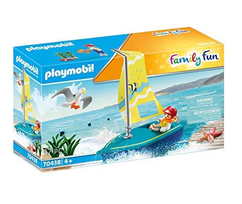 Playmobil Family Fun 70438 - Barca a Vela