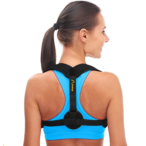 Andego Back Posture Corrector for Women & Men - Effective and...