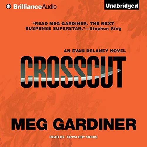 Crosscut audiobook cover art