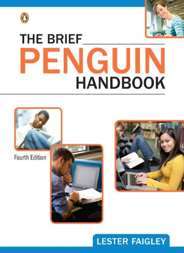The Brief Penguin Handbook (Faigley Penguin Franchise)