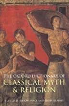 Best oxford dictionary of classical myth and religion Reviews