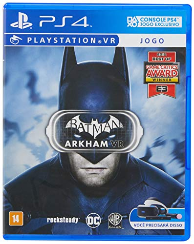 Batman Arkham VR PlayStation 4