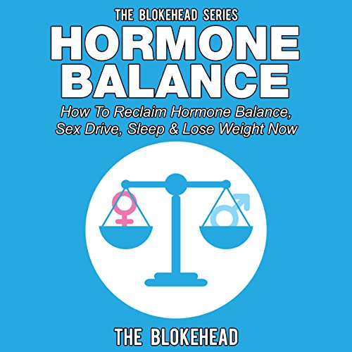 Hormone Balance audiobook cover art