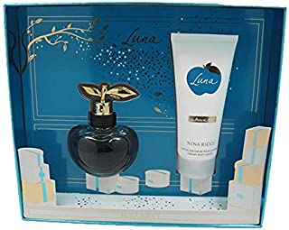 Luna Gift Set by Nina Ricci for Women - Eau de Toilette, 2 Count