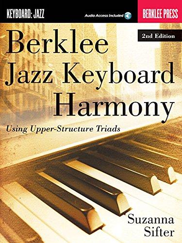 Berklee Jazz Keyboard Harmony: Noten, Lehrmaterial, Download (Audio) für Keyboard
