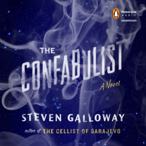 The Confabulist audiobook cover art