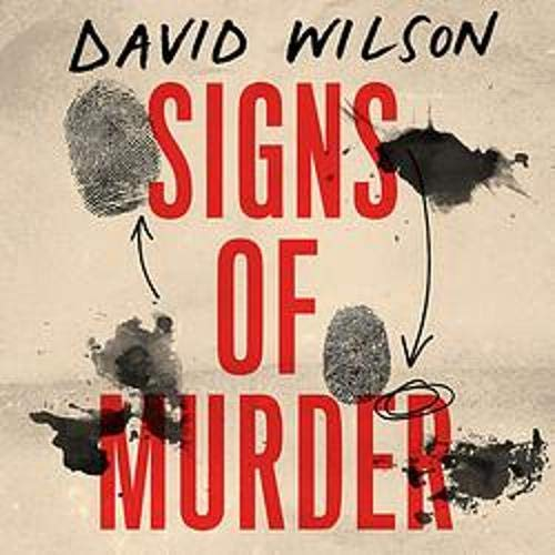 Signs of Murder cover art