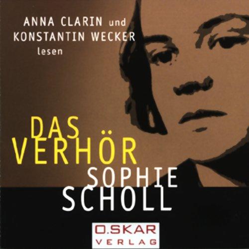 Sophie Scholl - Das Verhör Titelbild
