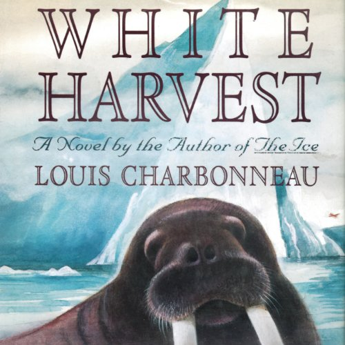 White Harvest audiobook cover art