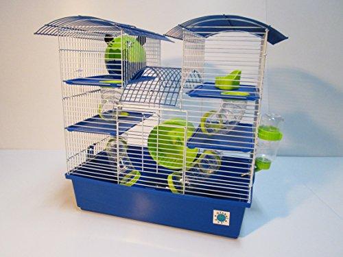 Abby grande 3pisos hámster jaula Pequeño Animal jaula