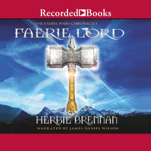 Faerie Lord audiobook cover art