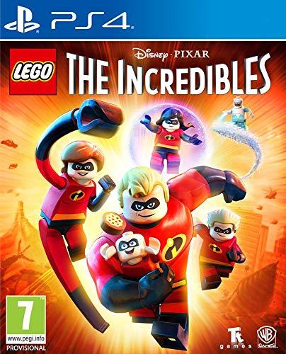 Warner Lego Gli Incredibili - Playstation 4 (Ps4) - Lingua Italiana