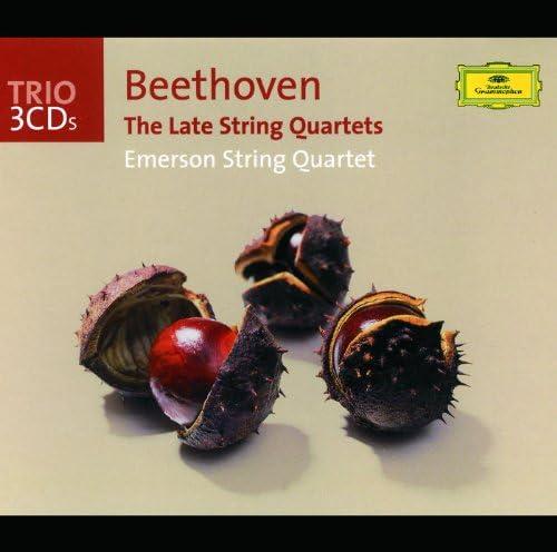 Emerson String Quartet & Ludwig van Beethoven