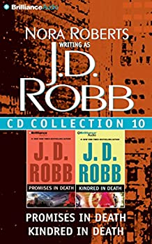 Audio CD J. D. Robb CD Collection 10: Promises in Death, Kindred in Death (In Death Series) Book