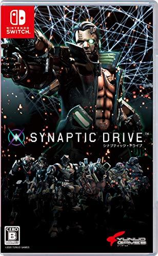 SYNAPTIC DRIVE(シナプティックドライブ) 【予約特典】オリジナルクリアファイル(2枚1セット) 付 - Switch
