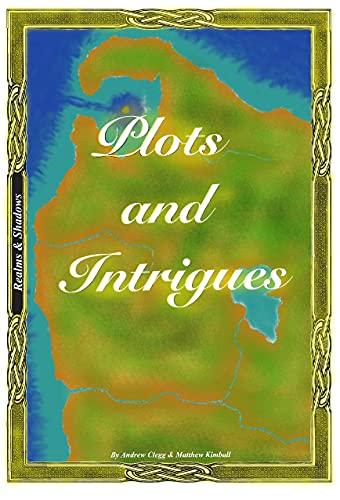 Plots and Intrigues: Realms & Shadows (English Edition)