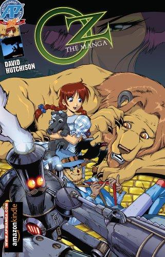 Oz the Manga: Part 1: Part 1 (English Edition)