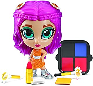 Shimmer and Sparkle Insta Glam Makeup Dolls Nina, Multicolor, 07263