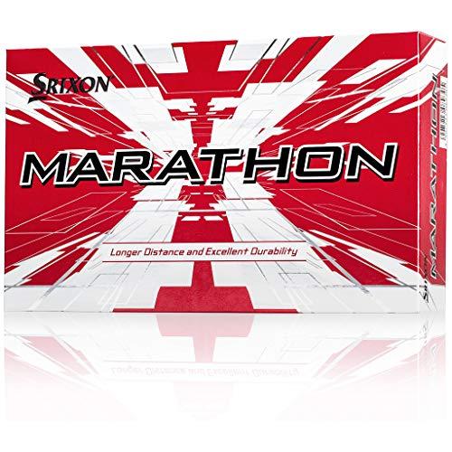 Srixon Marathon 2 White Golf Balls, srixon golf balls review, srixon golf balls, best srixon golf balls review, best srixon golf balls