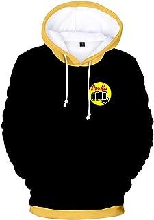 Men's Hoodie Pull-over Karate Kid cobra Unisex Sweatshirts Comfortable Leisure Long Sleeve 3D Print Hooded Top