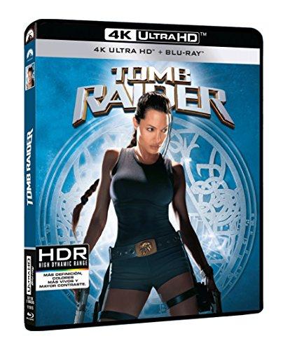 Tomb Raider 1 (4K UHD + BD) [Blu-ray]