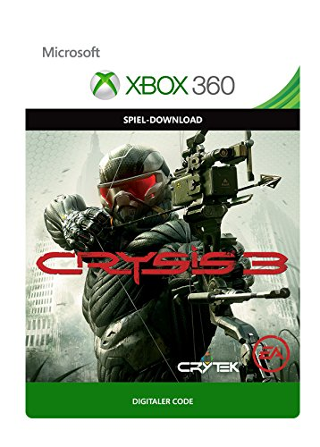 Crysis 3 [Xbox 360 - Download Code]