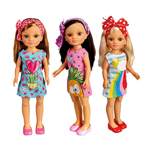 Nancy Un día de Pañuelos Trendy Surtido/Modelo Aleatorio (