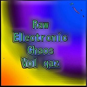 Raw Experimental Chaos Vol qaz (Extraños Experimentos Electrónicos Crudos Combinando las Influencias Darkwave, Industrial, Caos, Ambiental, Clásica y Celta)