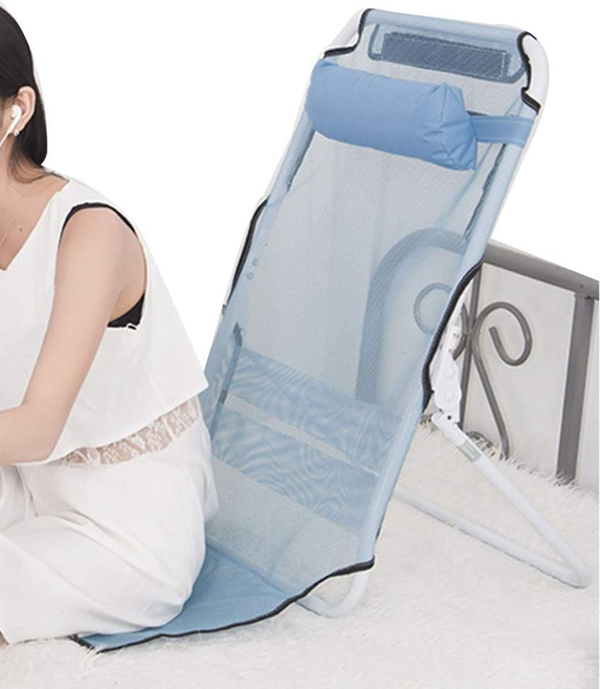 LIQICAI Adjustable Bed Minneapolis Mall Backrest Sit-up Back Support Re Rest Low price